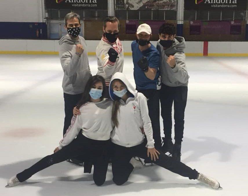 Stage international ICE2IMPULSE (Août 2020)